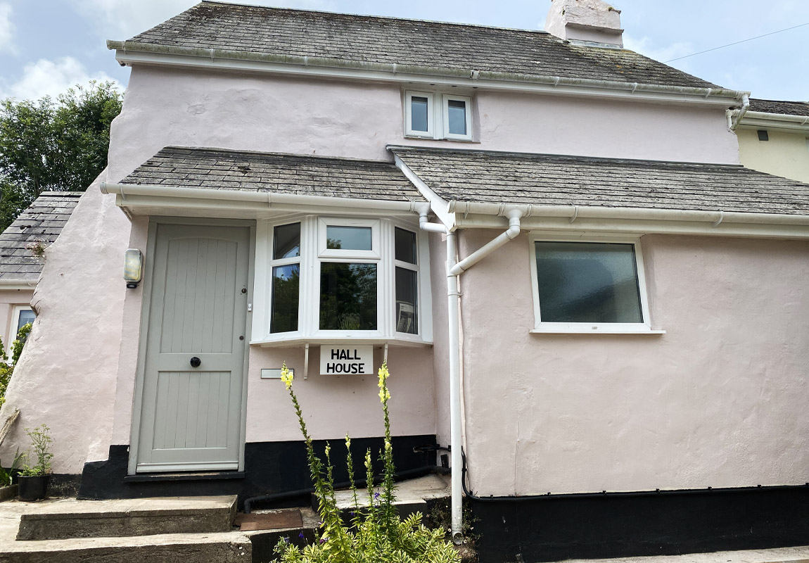 Self catering cottage Tor Cross Devon