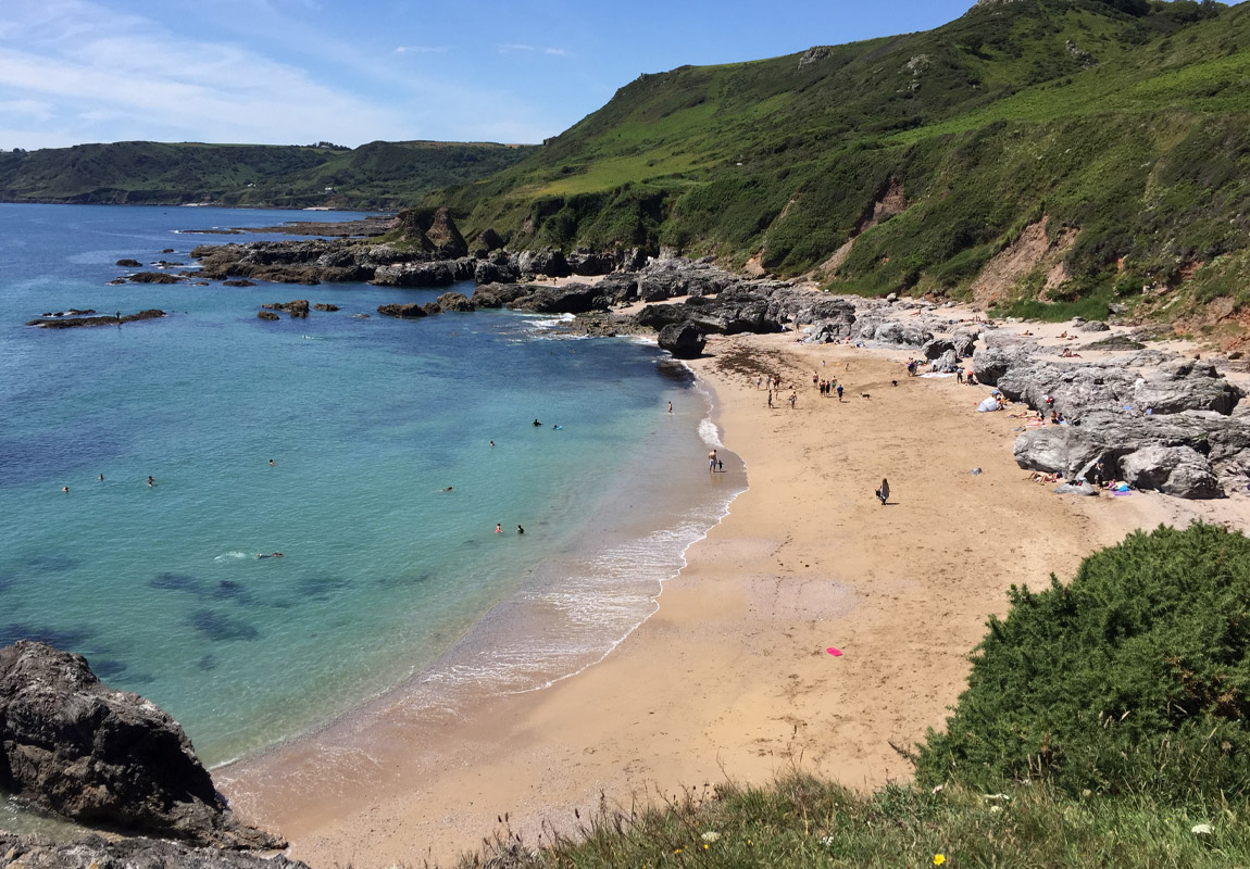 cottage accommodation in Slapton, Devon