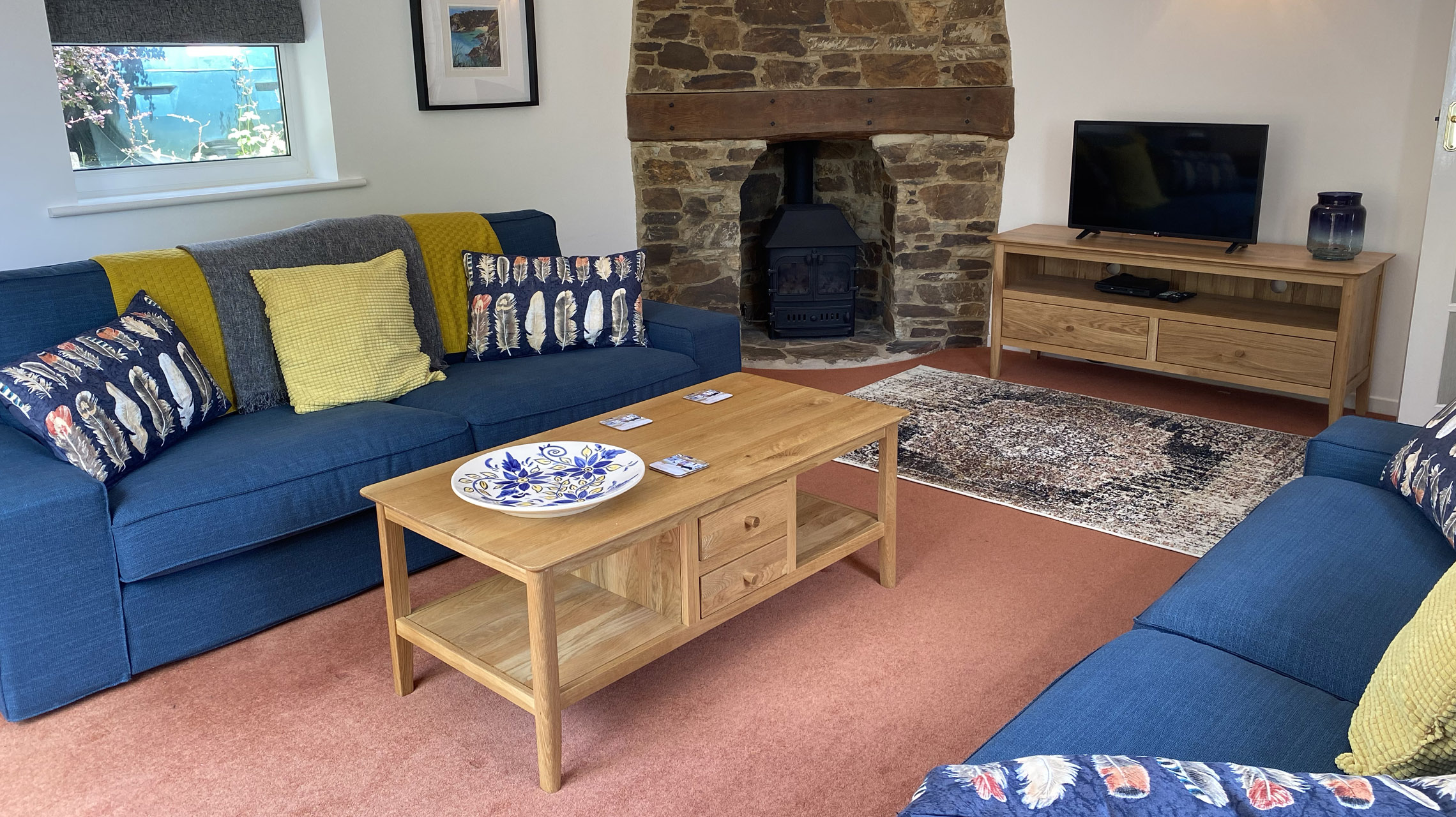 Devon self catering sleeps 6
